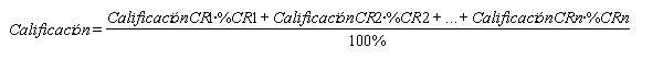 Calificac